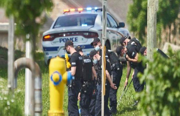 کینیڈا میں دہشتگرد نے پاکستانی خاندان کے 4 افرادکو ٹرک تلے روند ڈالا