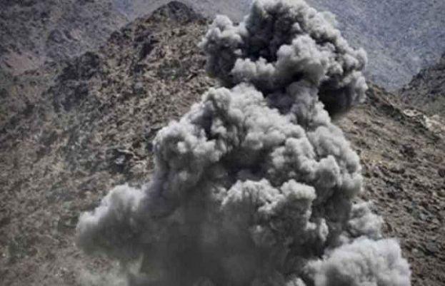 افغانستان میں فضائی حملے سے 12 افراد جاں بحق، 14 زخمی