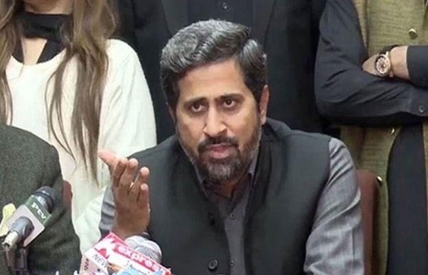 پنجاب کے صوبائی وزیر فیاض الحسن چوہان