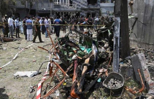 لاہور دھماکے کی ابتدائی رپورٹ جاری