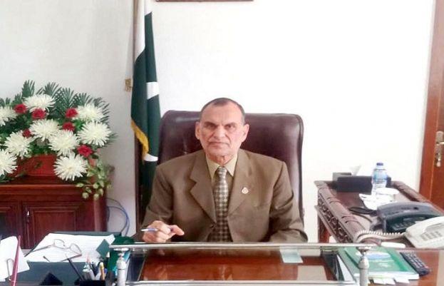 وزیر ریلوے اعظم سواتی