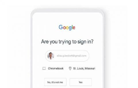 گوگل کا ٹو فیکٹر آتھنٹیکشن بائی ڈیفالٹ آن کرنے کا اعلان