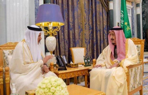 سعودی فرمانروا