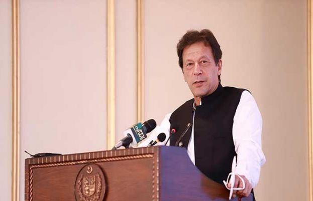 نئے پاکستان کےلیے ماڈل مدینہ کی ریاست ہے، وزیراعظم عمران خان