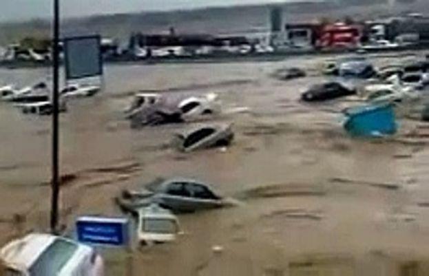 سعودی عرب میں سیلاب