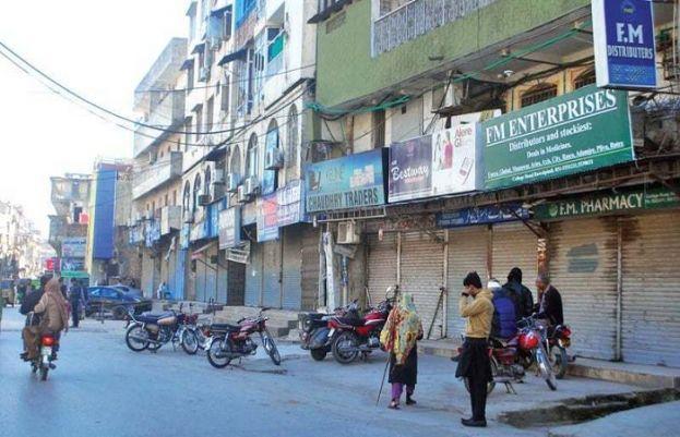 راولپنڈی میں کورونا کیسز میں اضافہ، 5 ہاٹ اسپاٹ علاقوں کو آج سے 10روز کیلئے سیل کرنے کا اعلان