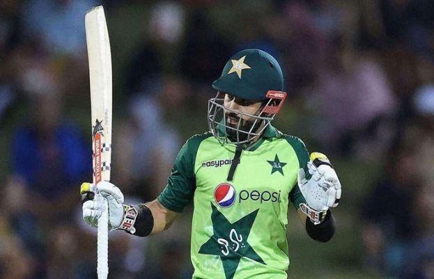 پاکستان کے وکٹ کیپر بیٹسمین محمد رضوان