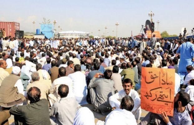 حکومتی کمیٹی اور سرکاری ملازمین کے درمیان کامیاب مذاکرات، گرفتار افراد کو رہا کرنے کا فیصلہ