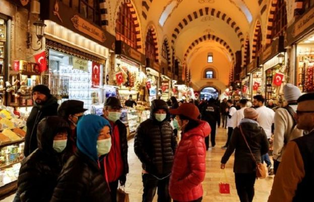 کورونا کا تیزی سے پھیلاو، ترکی کا پابندیاں مزید سخت کرنے کا فیصلہ