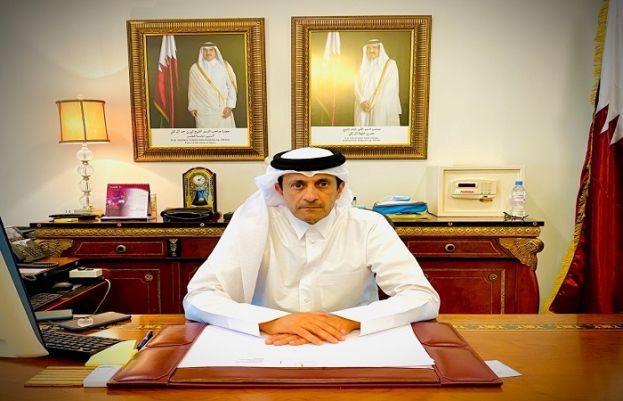 پاکستان میں قطر کے سفیرشیخ سعود بن عبدالرحمن آل ثانی