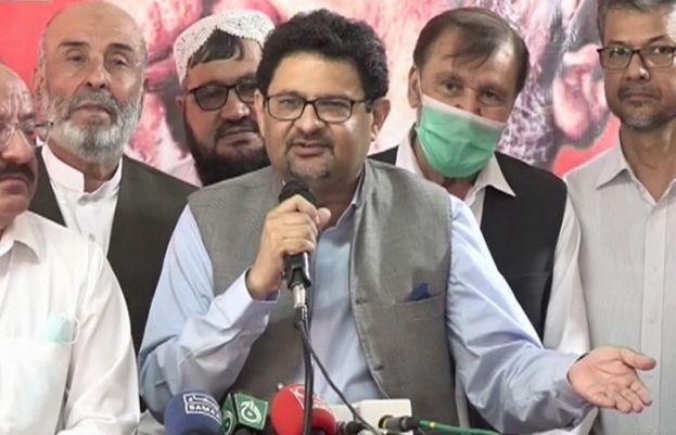 پاکستان مسلم لیگ (ن) کے رہنما مفتاح اسمٰعیل