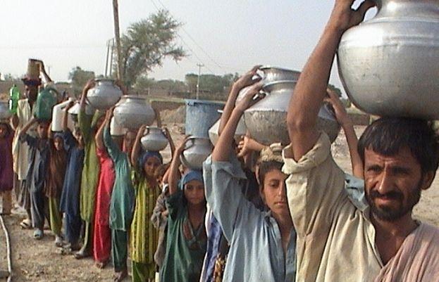 سندھ میں پانی کا بحران سر اٹھانے لگا