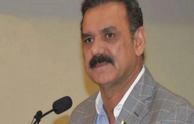 چیئرمین سی پیک اتھارٹی لیفٹیننٹ جنرل (ر) عاصم سلیم باجوہ