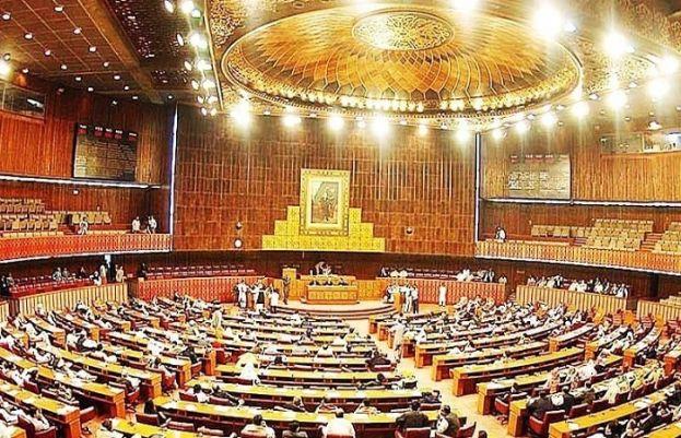 مالی سال 2022-2021کے لیے بجٹ آج قومی اسمبلی میں پیش کیا جائےگا