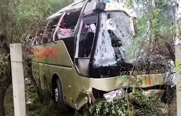 حسن ابدال: رفتار بس کھائی میں گرنے سے 10 افراد جاں بحق اور متعدد زخمی ہوگئے