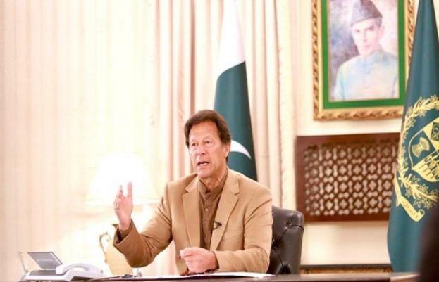 ہم فلسطین کے ساتھ کھڑے ہیں، وزیر اعظم عمران خان کا دو ٹوک اعلان