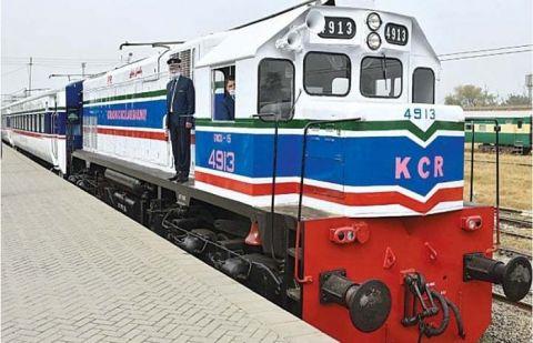 وزیراعظم کراچی میں بجلی سے چلنے والی تیز ٹرین کی سنگ بنیاد رکھیں گے