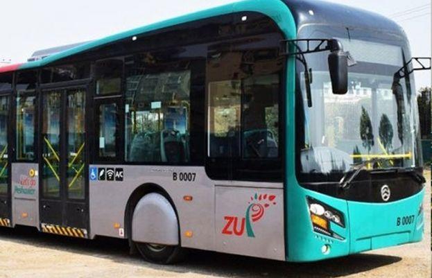 بی آر ٹی بس سروس25 اکتوبر سے فعال ہو جائے گی۔