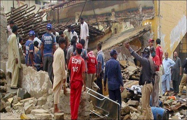 شہر قائد کے علاقے نیو کراچی انڈسٹریل ایریا میں نجی فیکٹری میں بوائلر پھٹنے سے 7 افراد جاں بحق اور 23 زخمی ہوگئے۔