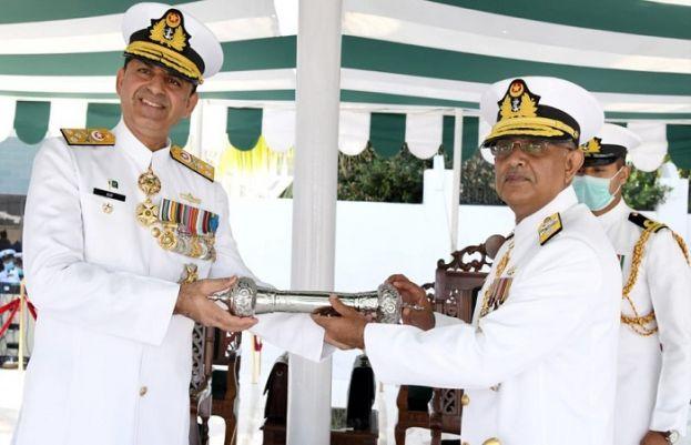 ریئر ایڈمرل نوید اشرف نے کمانڈر پاکستان فلیٹ کا عہدہ سنبھالا
