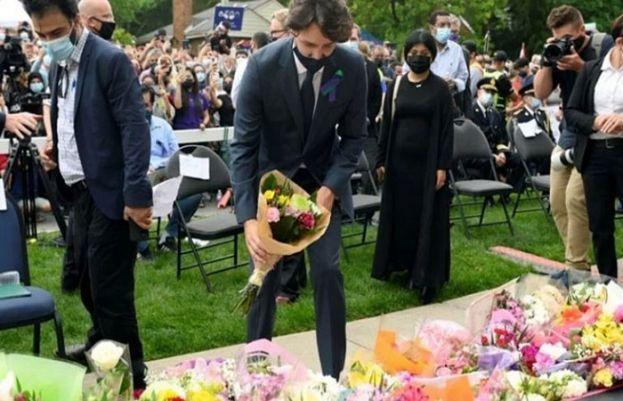 کینیڈا کے وزیراعظم نے پاکستانی خاندان کے قتل کو دہشتگردی قرار دے دیا