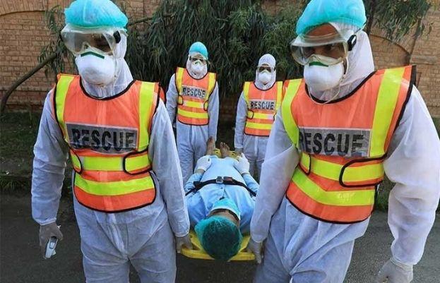 پاکستان میں کورونا وائرس کے سبب مزید 10 افراد جاں بحق