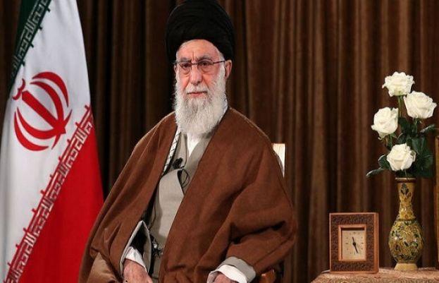 ایرانی سپریم لیڈر آیت اللہ علی خامنہ ای