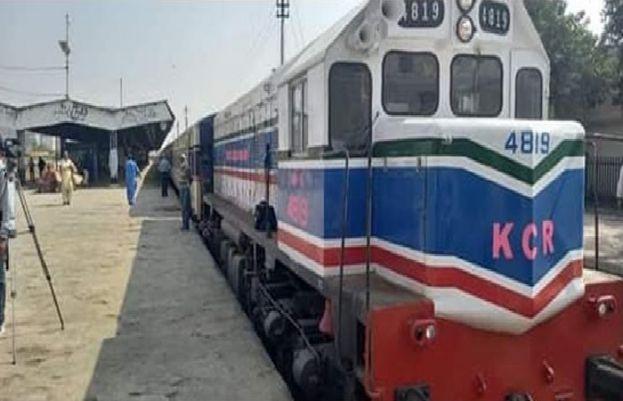 کراچی میں سرکلر ریلوے بحال ہوگئی
