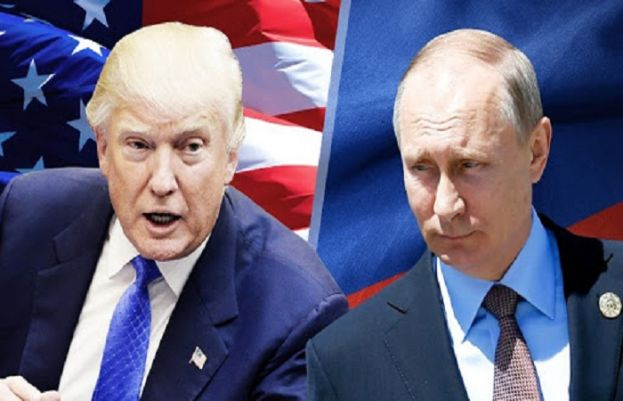 روسی صدر اور ٹرمپ