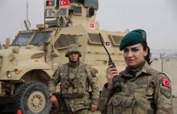 ترکی نے افغانستان سے امریکی انخلا کے بعد مزید فوج نہ بھیجنے کا اعلان