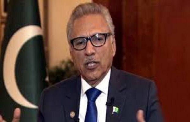 ہم پاکستان کوخوشحال بنانے کیلئے قائداعظمؒ کے نظریات پرعمل کرنے کا عہد کرتےہیں،صدرمملکت