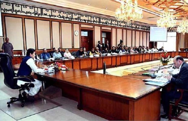 وفاقی کابینہ کے اجلاس میں تین وزرا کے درمیان تلخ جملوں کا تبادلہ