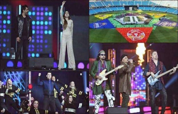 پاکستان سپر لیگ کے فائنل میچ سے قبل پاکستانی گلوکار پرفارم کریں گے