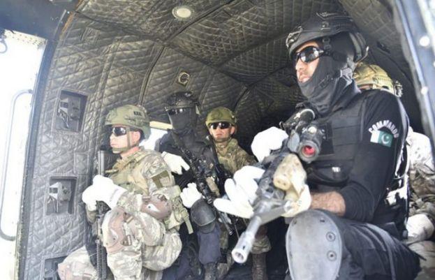 یک جان دو قالب، ترکی اور پاکستان کی برادرز ایٹ آرمز کی مشقیں جاری