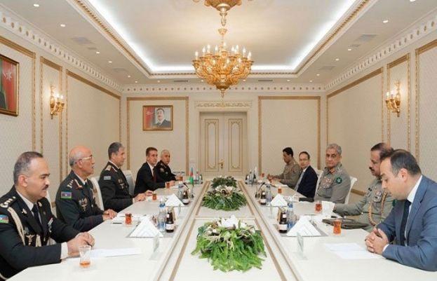 آرمی چیف کا دورہِ آذربائیجان