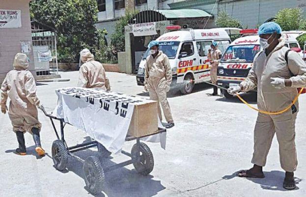 کورونا وائرس:پاکستان میں مزید 57 اموات اور 4 ہزار 767 نئے کیسز رپورٹ