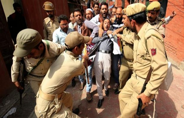 بھارتی پولیس
