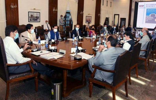 وزیراعلیٰ سندھ مراد علی شاہ کی زیر صدارت اجلاس