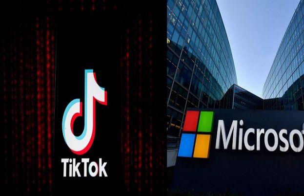 امریکی کمپنی مائیکروسافٹ کا چینی ایپ ٹک ٹاک خریدنے کا اعلان