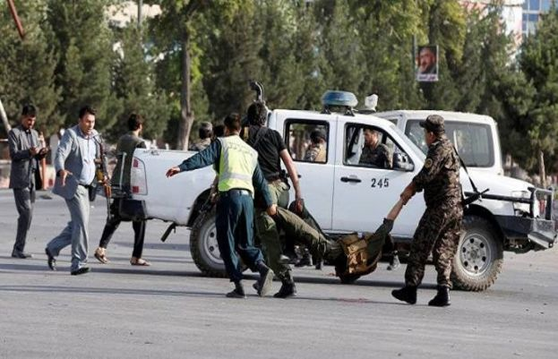 افغان چیک پوسٹ پر طالبان کا حملہ