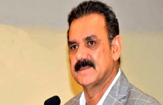 چیئرمین سی پیک اتھارٹی لیفٹیننٹ جنرل (ر)عاصم سلیم باجوہ