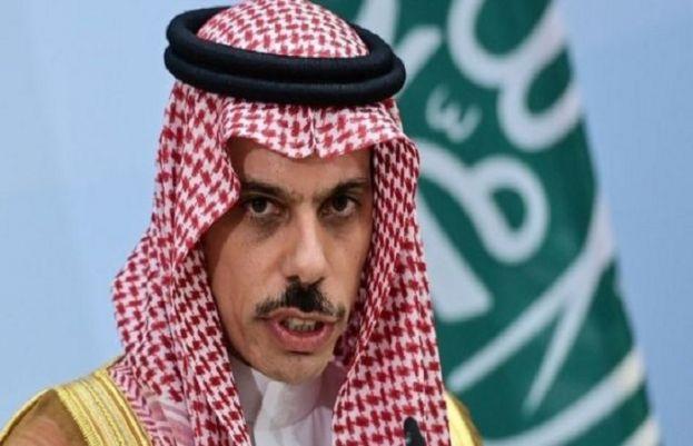 سعودی وزیر خارجہ ،شہزادہ فیصل بن فرحان