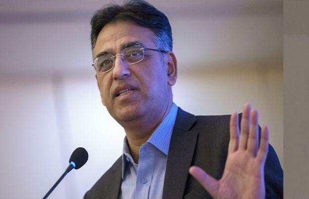 پاکستان تحریک انصاف (پی ٹی آئی) کے سینیئر رہنما اور وفاقی وزیر اسد عمر