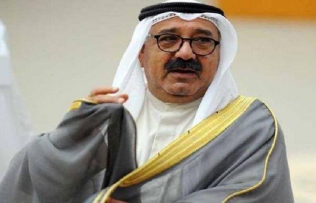 سابق وزیر دفاع شیخ النصیر الصباح الحمد