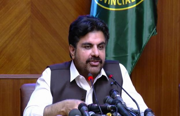 وزیر بلدیات سندھ ناصر حسین شاہ