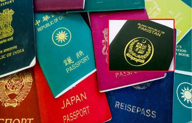 پاسپورٹ انڈیکس