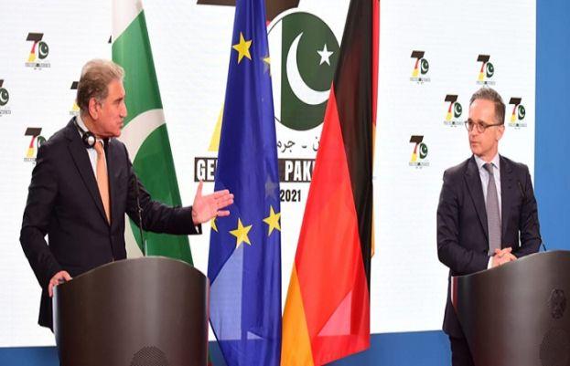 پاکستان جرمنی کے ساتھ نئے اقتصادی تعلقات چاہتا ہے،  شاہ محمود قریشی