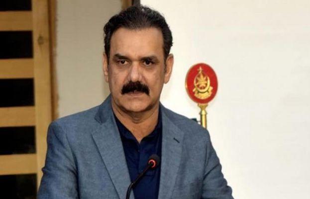 چیئرمین چائنا پاکستان اقتصادی راہداری (سی پیک) اتھارٹی لیفٹیننٹ جنرل ریٹائرڈ عاصم سلیم باجوہ