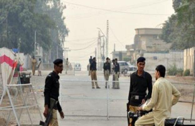 راولپنڈی کے مصروف ترین علاقے پیر ودھائی میں دھماکہ ایک جاں بحق متعدد زخمی