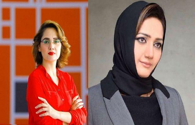 اینکرز غریدہ فاروقی، عاصمہ شیرازی